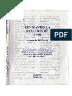 DiPardo Revisando La Revision de 1960