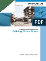 Manual Da ONU Sobre Policiamento Urbano
