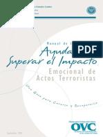 Atencion a Victimas de Terrorismo