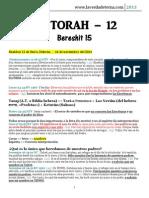 La TORAH 12