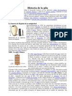 Historia de La Pila - Wikipedia, La Enciclopedia Libre