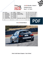 Motul Honda Cup Round 7 - Class Points - Hampton Downs