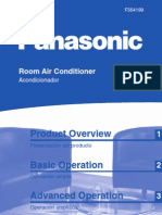 CSA24CKPG Panasonic