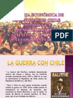 Historia Economica de La Guerra Con Chile 1878-1883 y La Penetracion Del Capitalismo Britanico a La Economia Peruana