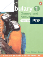 37171769 Vocabulary Games and Activities 1