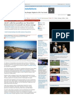 ALEC Calls for Penalties on 'Freerider' Homeowners in Assault on Clean Energy--The Guardian