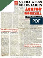 Acción Libertaria, Nº 34. Marzo 1939