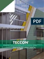 Catálogo de Teccon Evolution