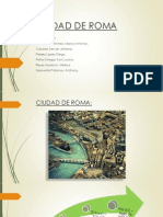 Ciudad de Roma Diapo