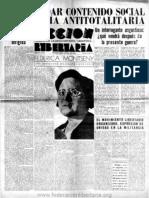Acción Libertaria, Nº 41. Enero 1941-Fla