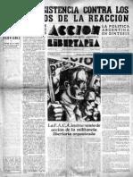 Acción Libertaria, Nº 42. Febrero 1941-Fla