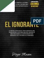 Diego Massa - El Ignorante