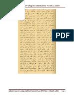 Jaljalut Samsul Maarif Al Kubro