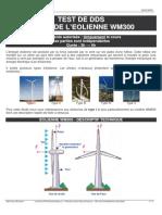 Test DdS 2005-2006 - _Sujet Eolienne
