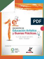 Encuentro Ed Artistica