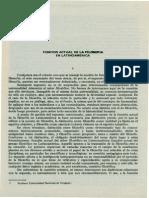 Funcion Actual de La Filosofia en Latinoamerica (Arturo Ardao)