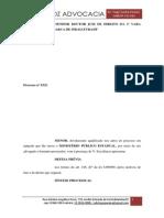 Defesa Prévia André