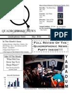 Quadrophonic News Issue #9