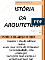 Aula HistAria Da Arquitetura ApresentaAAo (1)