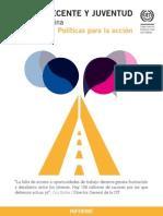 OIT - Trabajo Decente y Juventud en América Latina