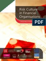 Final Risk Culture Report
