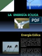 Energia Eolica Presentación