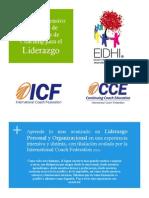 Coaching Para El Liderazgo EIDHI