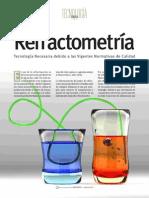 Articulo Refractometria