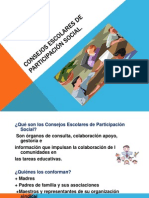 Prod 13 Consejos Escolares de Participaci‡n Social