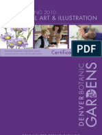 Botanical Art and Illustration 2010 Winter - Spring Catalogue