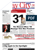 November 12, 2009, GAY CITY NEWS