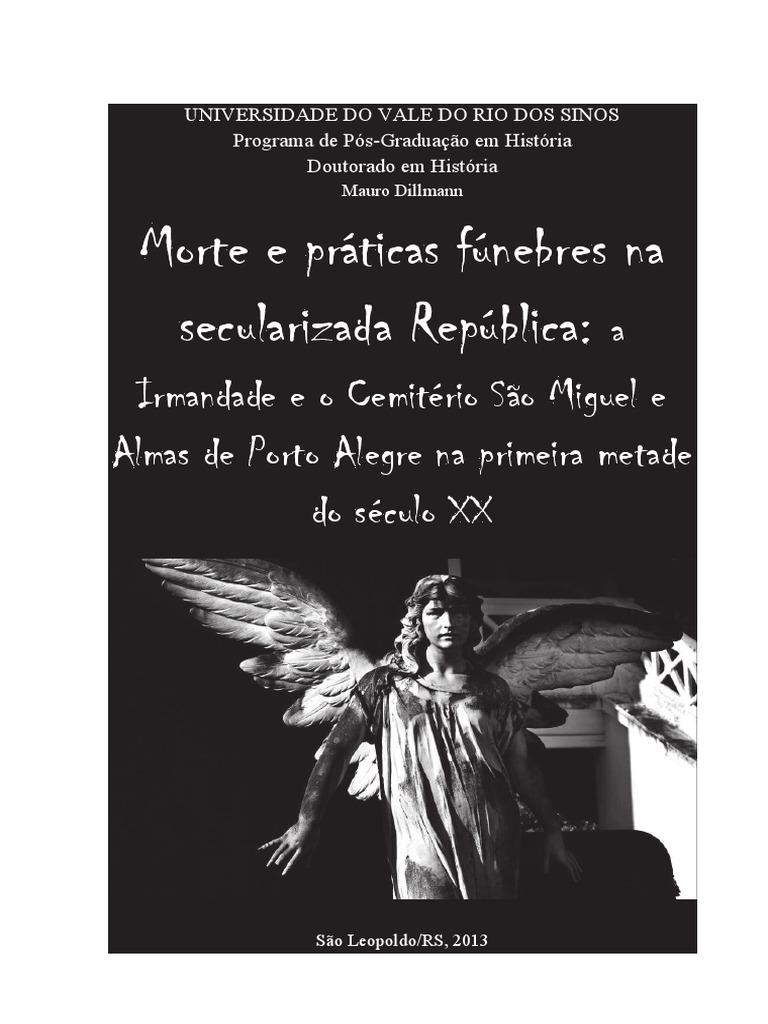 Cemitério Mortes e Práticas Fúnebres c87c74add8