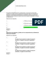 Act 13 Quiz de Diseño de Plantas Industriales Cheo