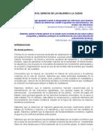 Carta Derecho Ciudadmujeres