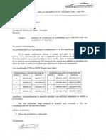 Carta Rectificación Coord. 30 Ha