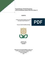 Modul Dan RPP Ekosistem