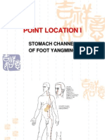 Class 3 - Foot Yangming Stomach Channel