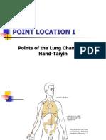 Class 2 - Hand Tai-Yin Lung Channel