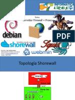 Firewall + Proxy
