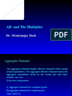 AD and Multiplier