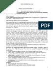 TANCET MBA MODEL PAPER