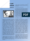 Max Stirner and Ludwig Feuerbach