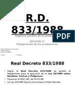 R.D. 833-1988