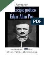 El principio poético - Poe