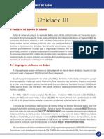 Administração de Banco de Dados Unidade III
