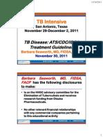 TB Treatment
