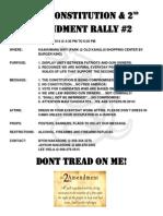Maui Second Amendment Rally 2