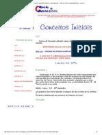 Física_ Óptica Geométrica - Aula 1