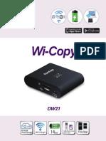 Wi Copy DW21