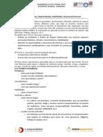 Desarrollo de Ideas Foda Personal 12marzo2013